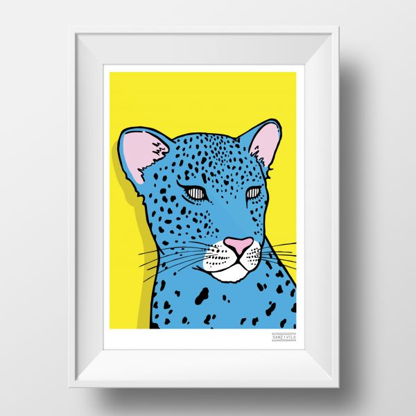 Leopardo - sanz i vila