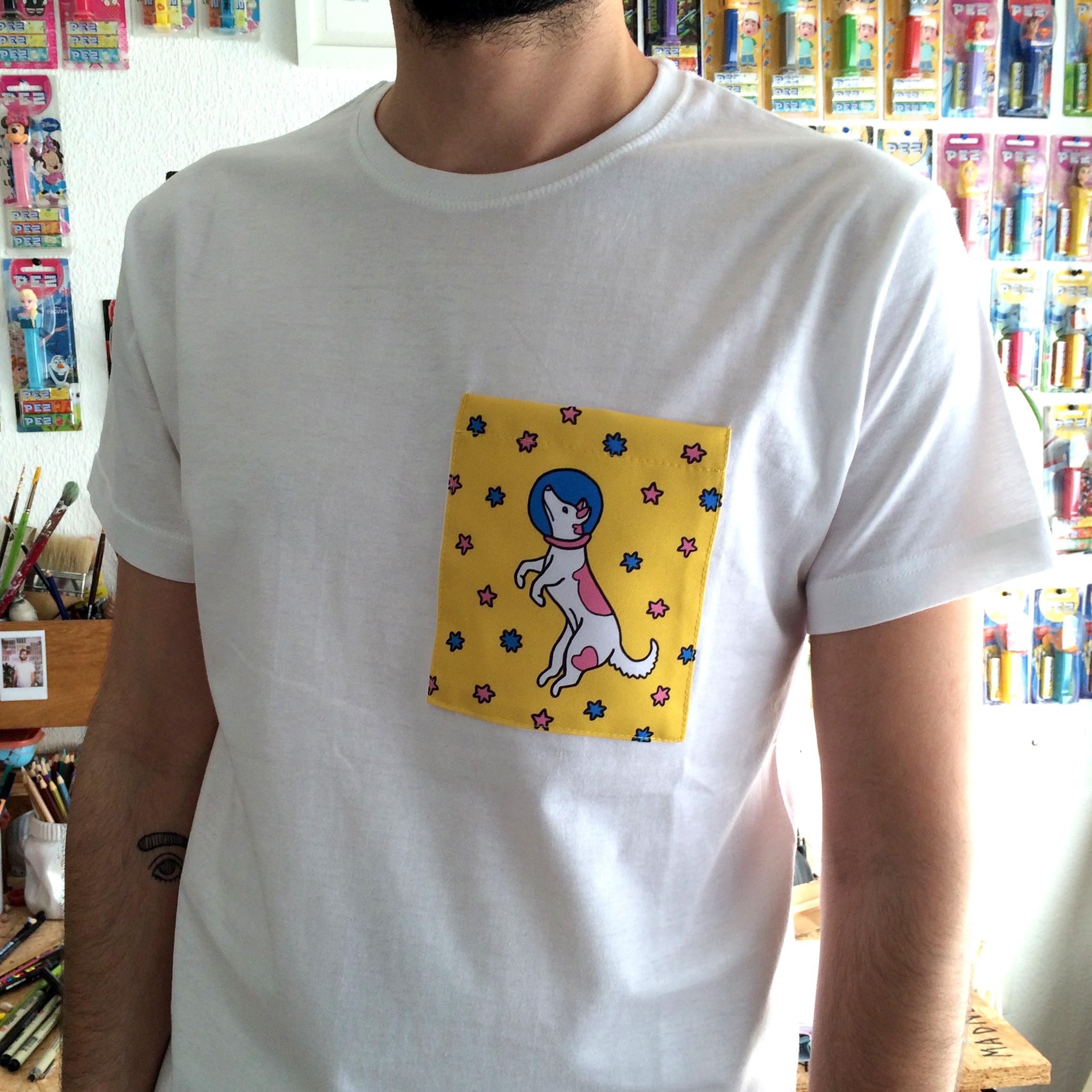 camiseta laika sanz i vila