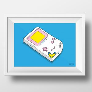 Game boy - sanz i vila