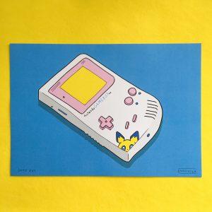 Print Game boy - Sanz i Vila