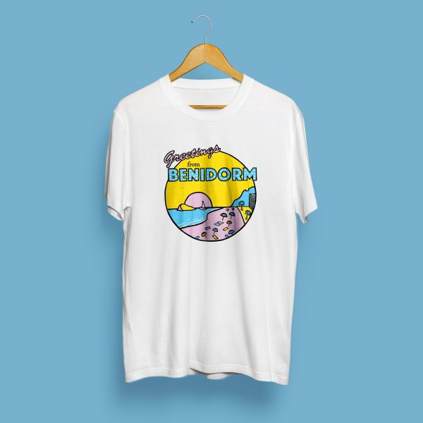 camiseta benidorm sanz i vila