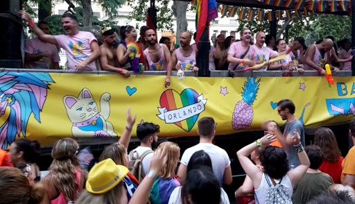 sanz i vila - orgullo gay madrid