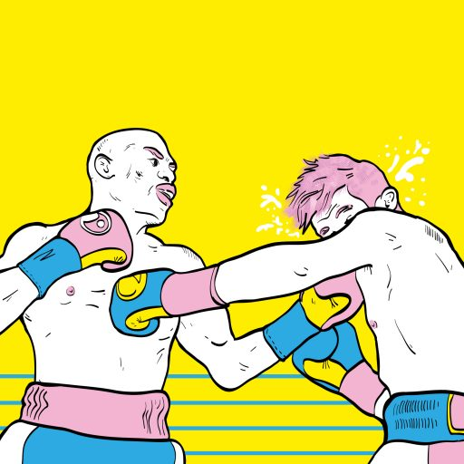 boxeo - sanz i vila