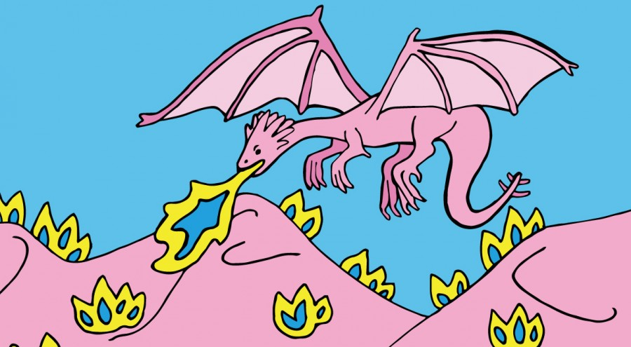 dragon - sanz i vila