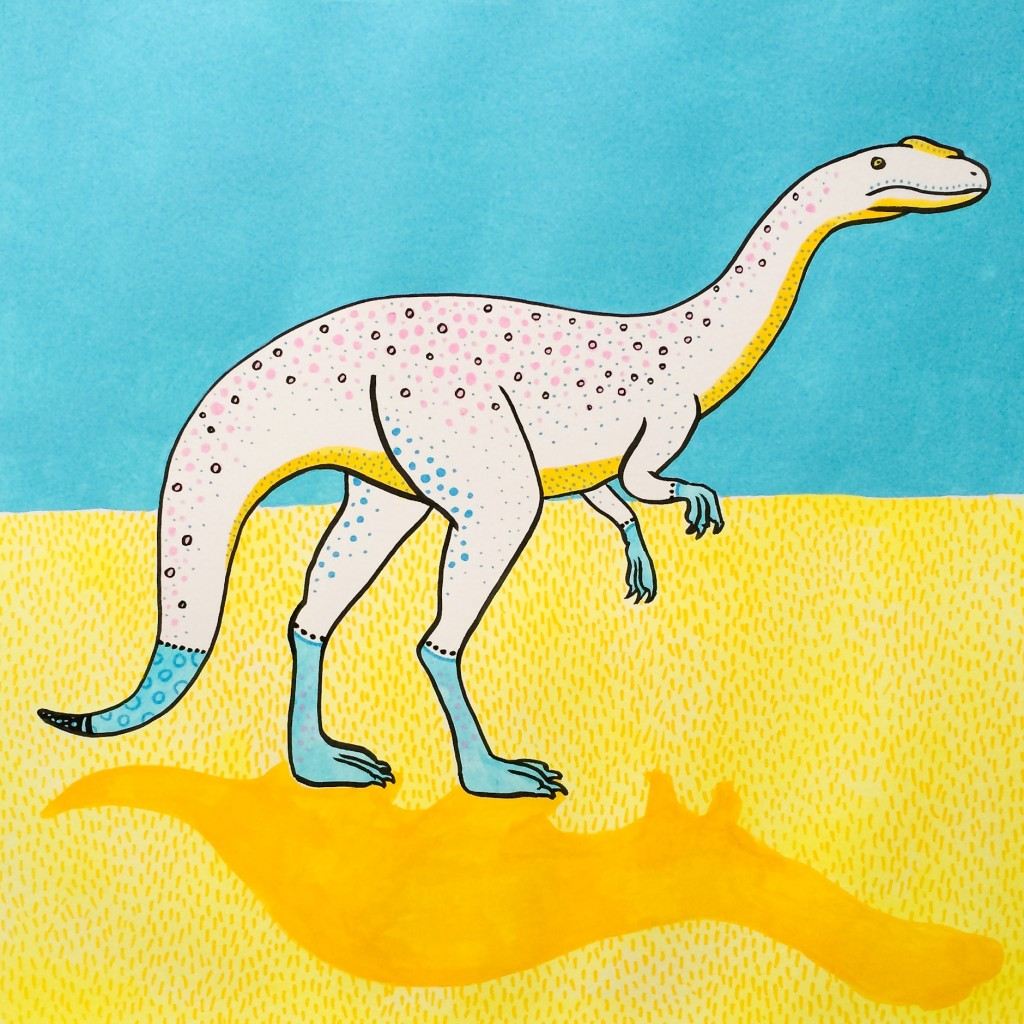 dinosaurio expo evolucion - sanz i vila