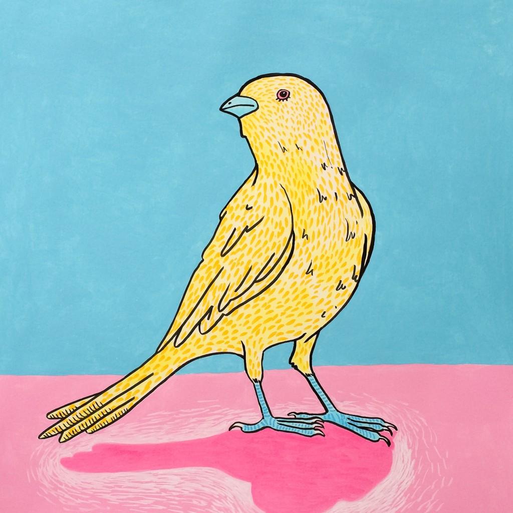 pájaro evolución - Sanz i Vila